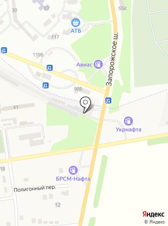АГЗС Эссенс-Премиум на карте