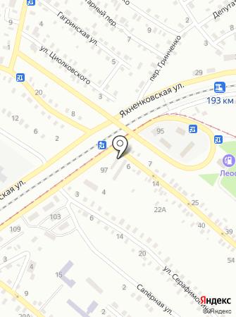 Амур-Авто на карте