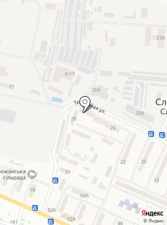 Архівний відділ Дніпропетровської районної державної адміністрації на карте