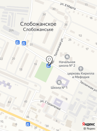 Свіжа випічка на карте