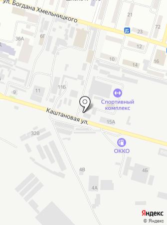 Сервіс-Тест на карте