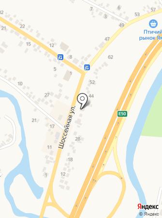 Агротек на карте