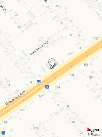 OnFit на карте