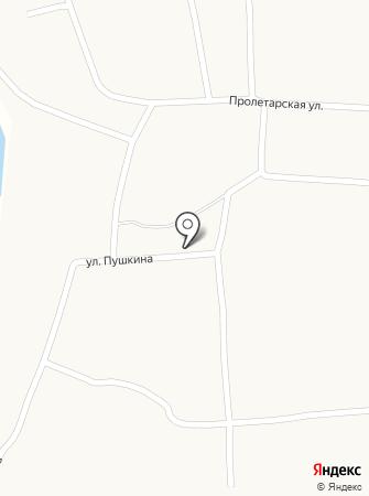 Щуровых на карте