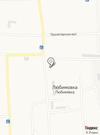 Дільничний пункт поліції на карте