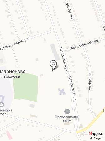 ДЮСШ Синельниківського району на карте