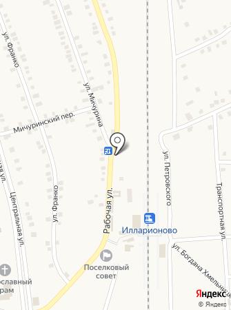 Оптово-розничный магазин строительных материалов на карте
