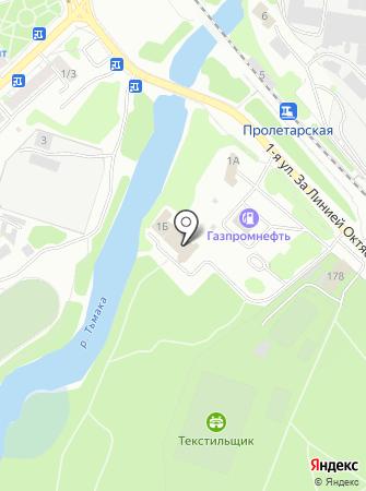 ТЭФКО-Сервис на карте
