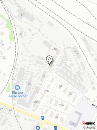 Стройдомкомплект на карте