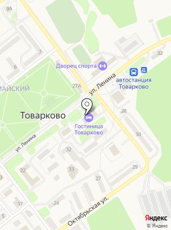 СГА на карте