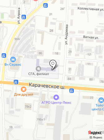 СК Новпроект на карте