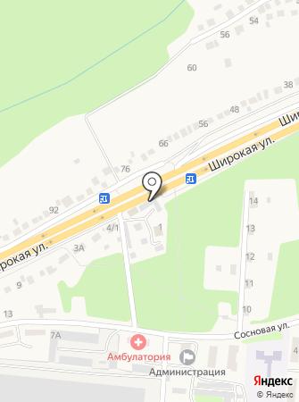 КУРСКПРОМТЕПЛИЦА на карте
