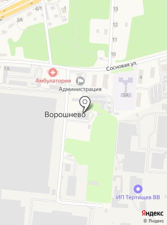 Сейм-Агро на карте