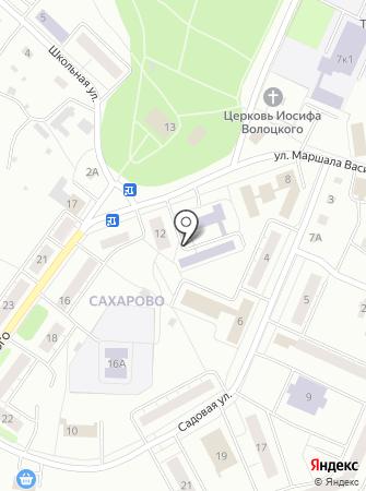 Тверской институт переподготовки и повышения квалификации кадров агропромышленного комплекса на карте