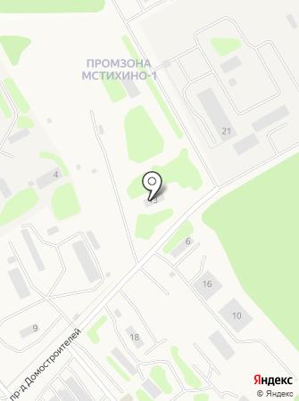 АСФАЛЬТОБЕТОННЫЙ ЗАВОД ДСУ-1 на карте