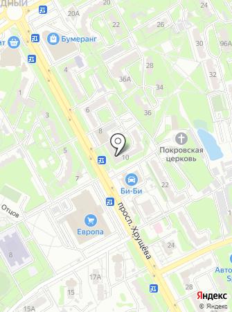 Ломбард №1 на карте
