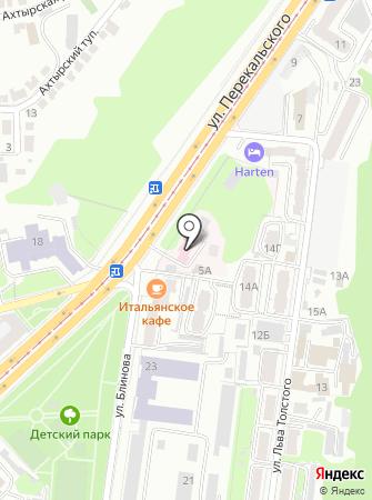 Курский территориальный центр медицины катастроф на карте