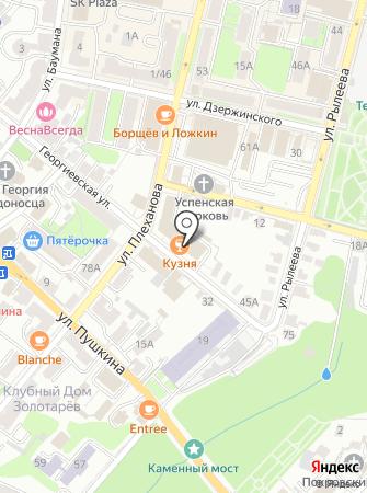РеалПраво на карте