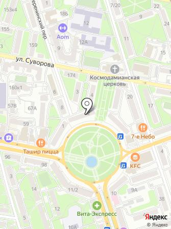 SportFood на карте