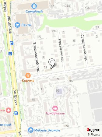 Мир шашлыка на карте