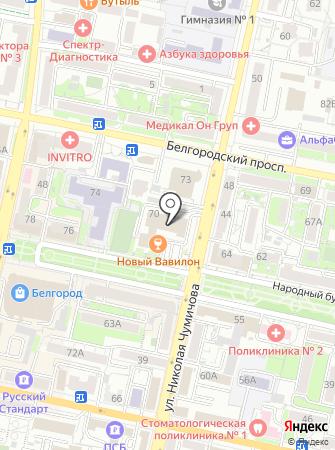 Магазин мелочей для дома на карте
