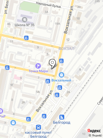 Отчет-Экспресс на карте