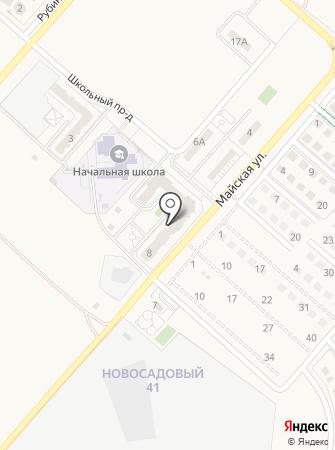 Страховая компания на карте