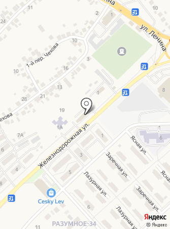 Агро-Белогорье на карте
