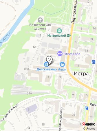 Сити Классик на карте