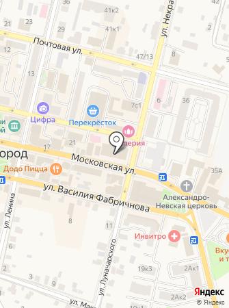 КомпьюФлот на карте