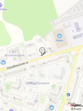 Proavto74 на карте