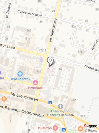 Центр продаж и сервиса по Московской области на карте