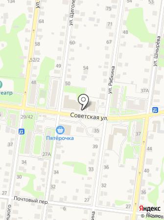 Истра-Фарм на карте