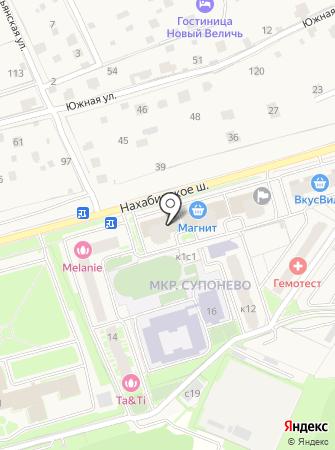 Time Step на карте