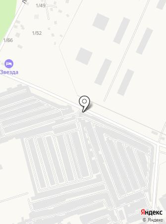 Трактирчик на карте
