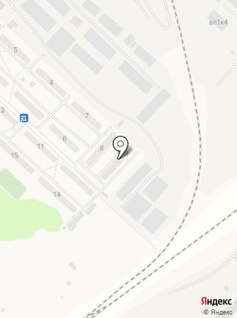 Почтовое отделение №143346 на карте