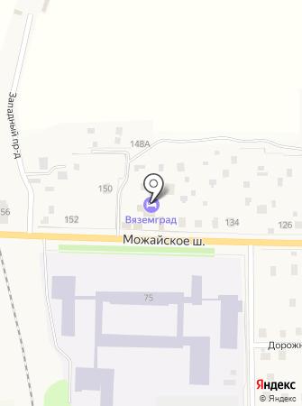 ВяземГрад на карте