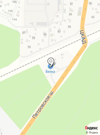 АЗС Dioka на карте