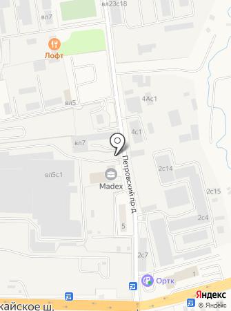 Union на карте