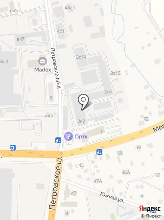 Промполимерсервис на карте