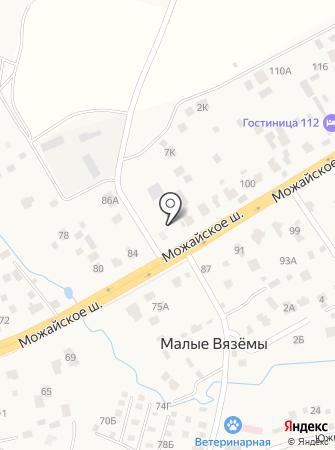 Автолюкс-3 на карте