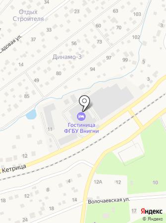 Апрелевский на карте