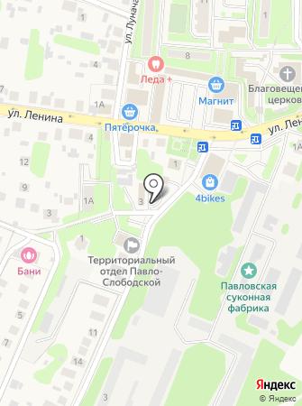 Магазин дисков и шин на карте