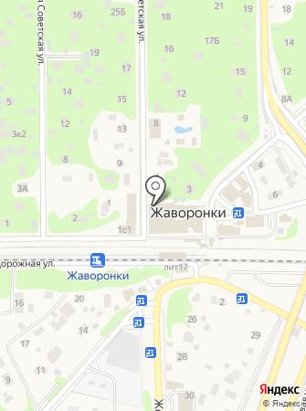 Шановный на карте