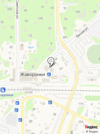 Магазин бытовой техники и антенного оборудования на карте