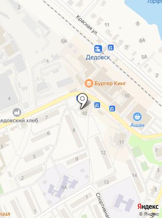 Технорадуга на карте