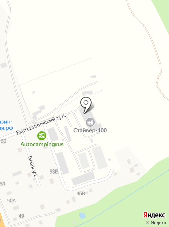 Росшоколад на карте