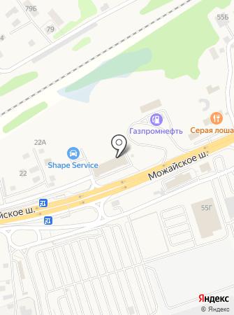 Сервис для Вас на карте