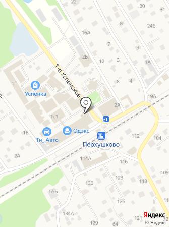Ремстройбригада на карте