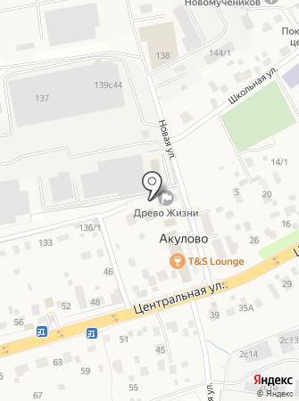 Сениор Групп на карте